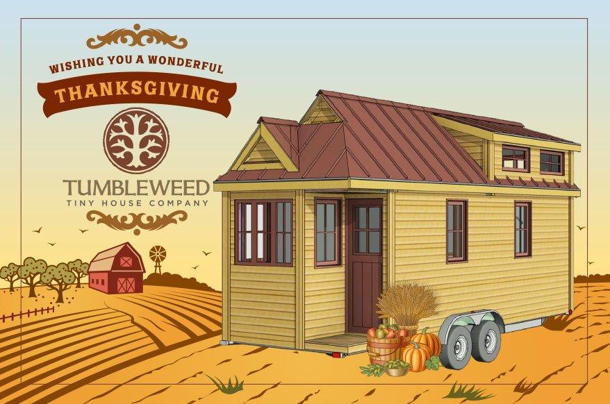 Thankful Tumbleweed