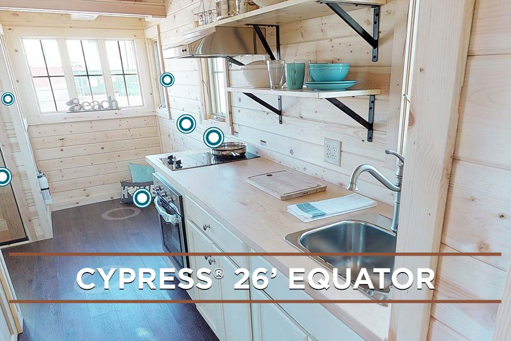 Cypress® 26' Equator 360 Tour