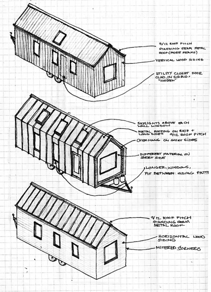Tiny House RV Design