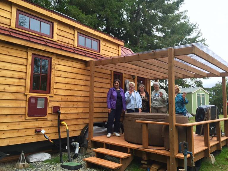 Tiny House Retirement