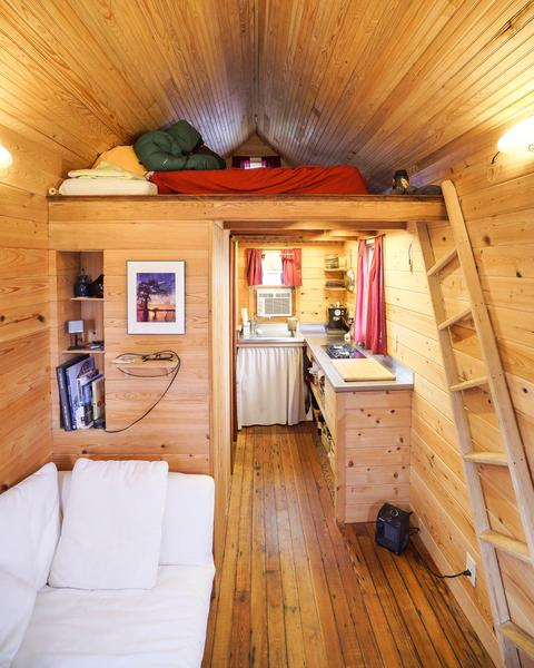 Ladder vs. Staircase - Tumbleweed Houses on tiny house dining tables, tiny house beds, tiny house desks,