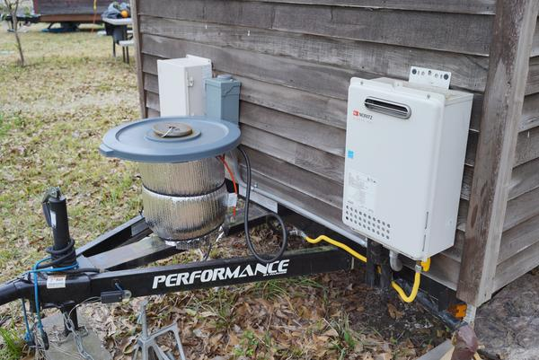 Water Heaters for Tiny House RVs Tumbleweed Houses