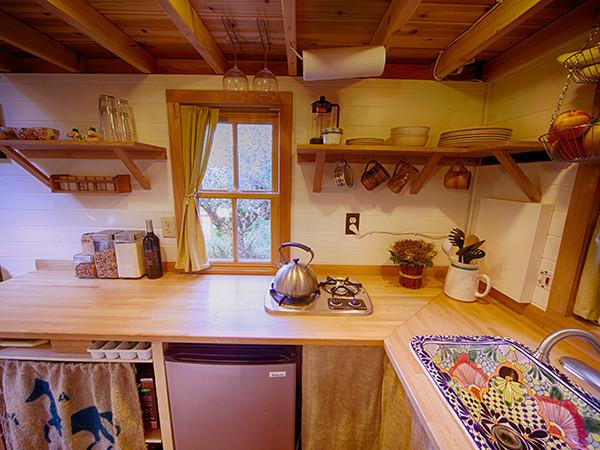 Kitchen Store In House declutter your tiny kitchen: 10 tiny house tricks to clear your