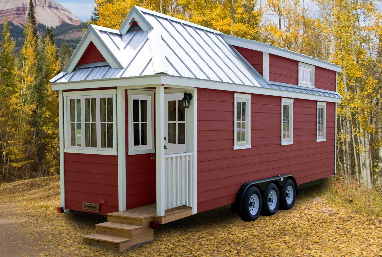 Tiny Home Designs: Tumbleweed Tiny Houses