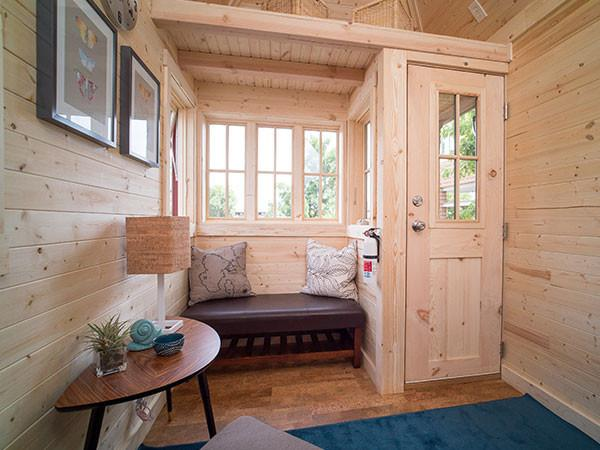 How to calculate your tiny house rv layout design for Small house interior