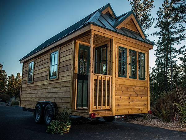 Cypress Tiny House RV