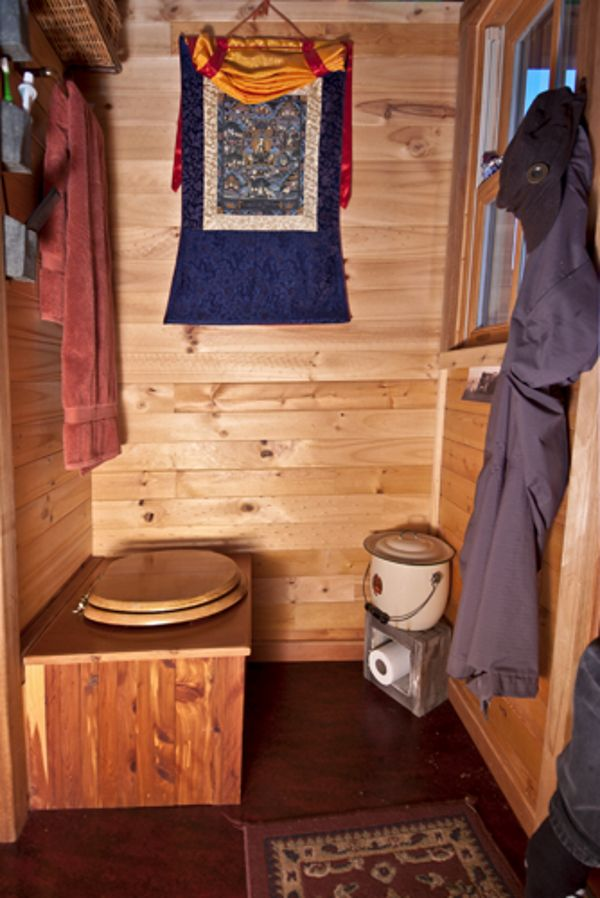 Small Bathroom Design Tip Tumbleweed Houses
