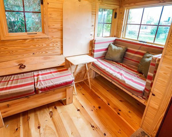 Tiny House Couch