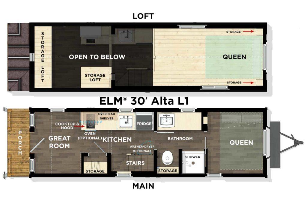 ELM® 30′ Alta L1
