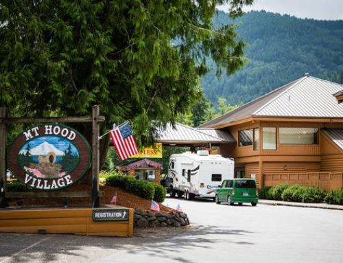 Tiny House Village opening at Mt. Hood Village RV Resort