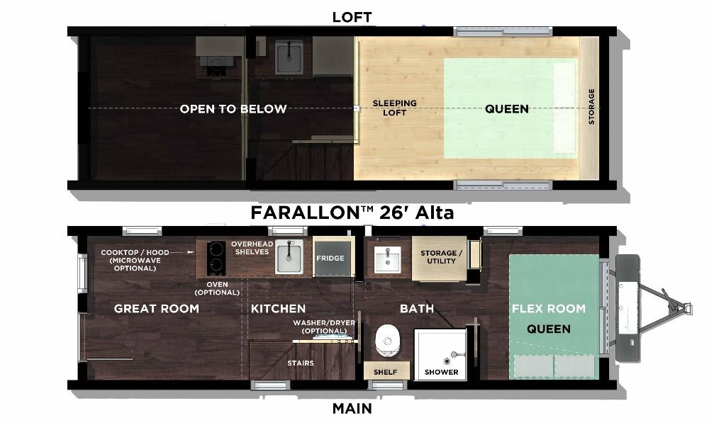 Farallon Alta Floor Plan