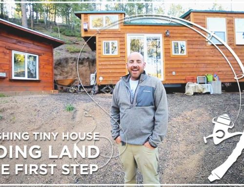 Looking for Land for Your Tiny House? 4 Things You Need to Know