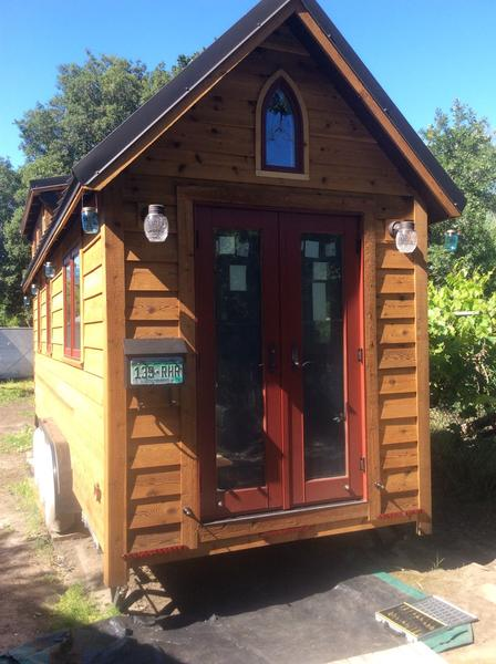 Kasey and Catherine's Tiny House