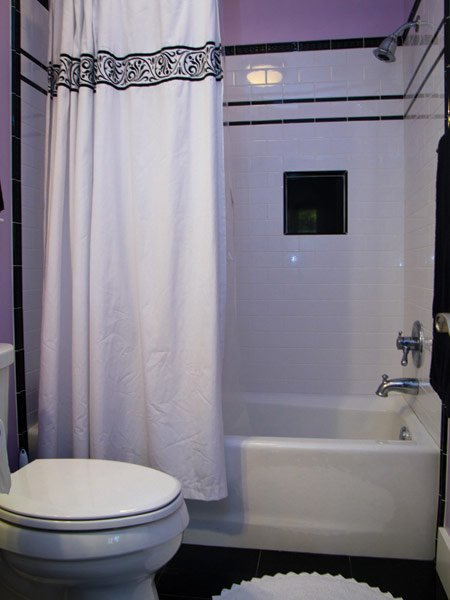 Nice Small Bathroom Design Tips: Baths