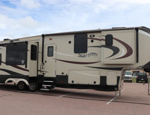 2016 Grand Design Solitude 384