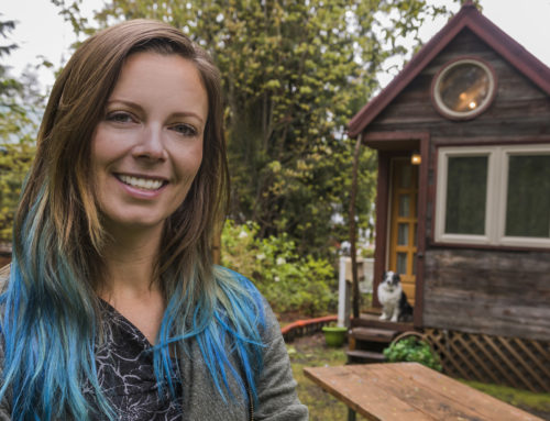 Jenna's Tiny House Journey