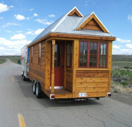 Building the Fencl - Tumbleweed Houses on portable toilet to buy, paper to buy, mobile real estate,
