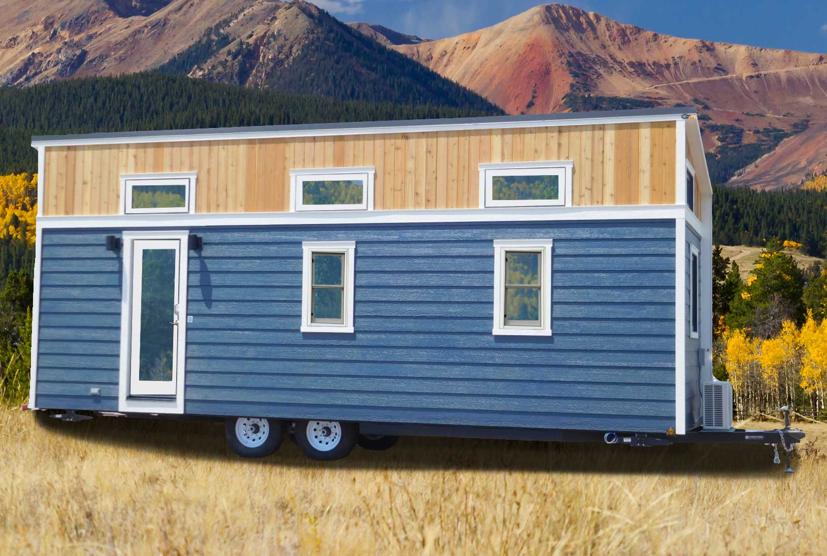 Roanoke - Tumbleweed Tiny House