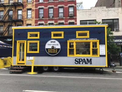 SPAM Tiny House