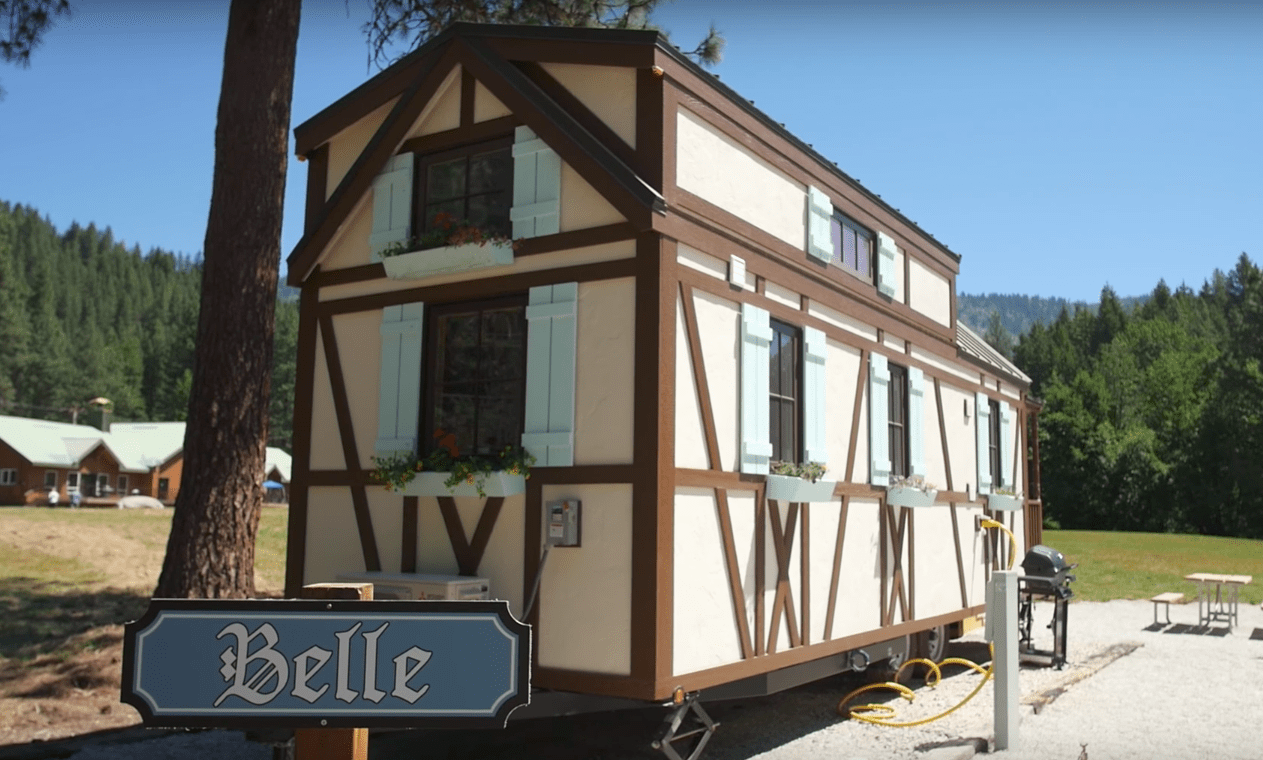 Belle Tiny House
