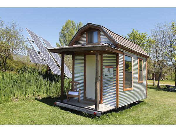 solar powered tiny house. Solar Power For Tiny House RVs Powered