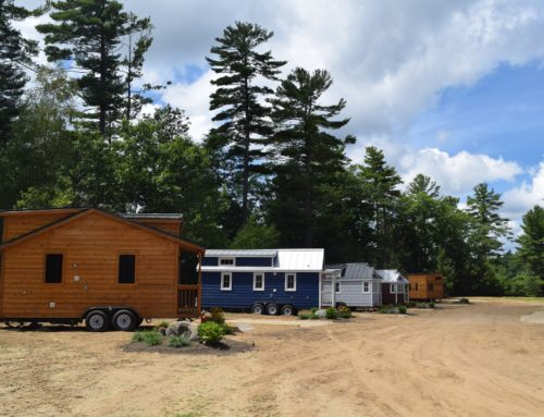 New Hampshire's Tiny House Hotel