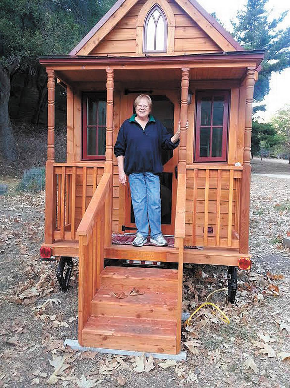 Senior Citizens and Tiny Houses