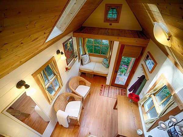 Дизайн небольшого дома своими руками