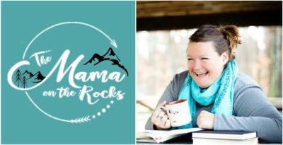 Mama On The Rocks: Brynn Burger