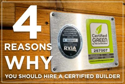 Certified Builders