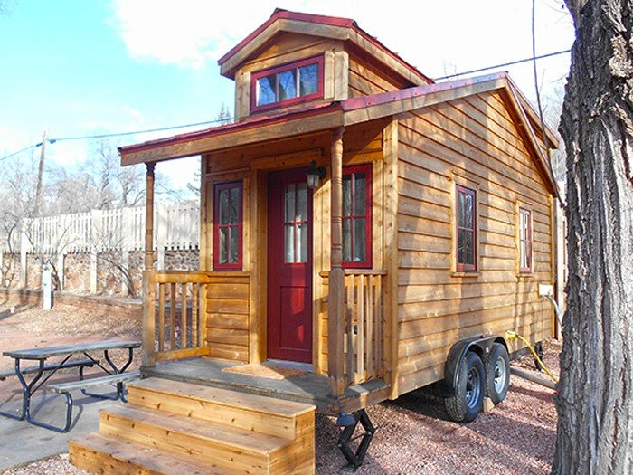 tiny house vacation