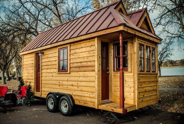 Cypress - Tumbleweed Tiny Houses