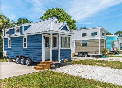 Tiny House Siesta - Eleanor