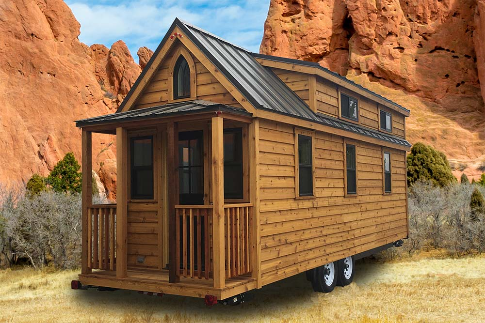 elm tumbleweed tiny houses - Tiny Dwellings
