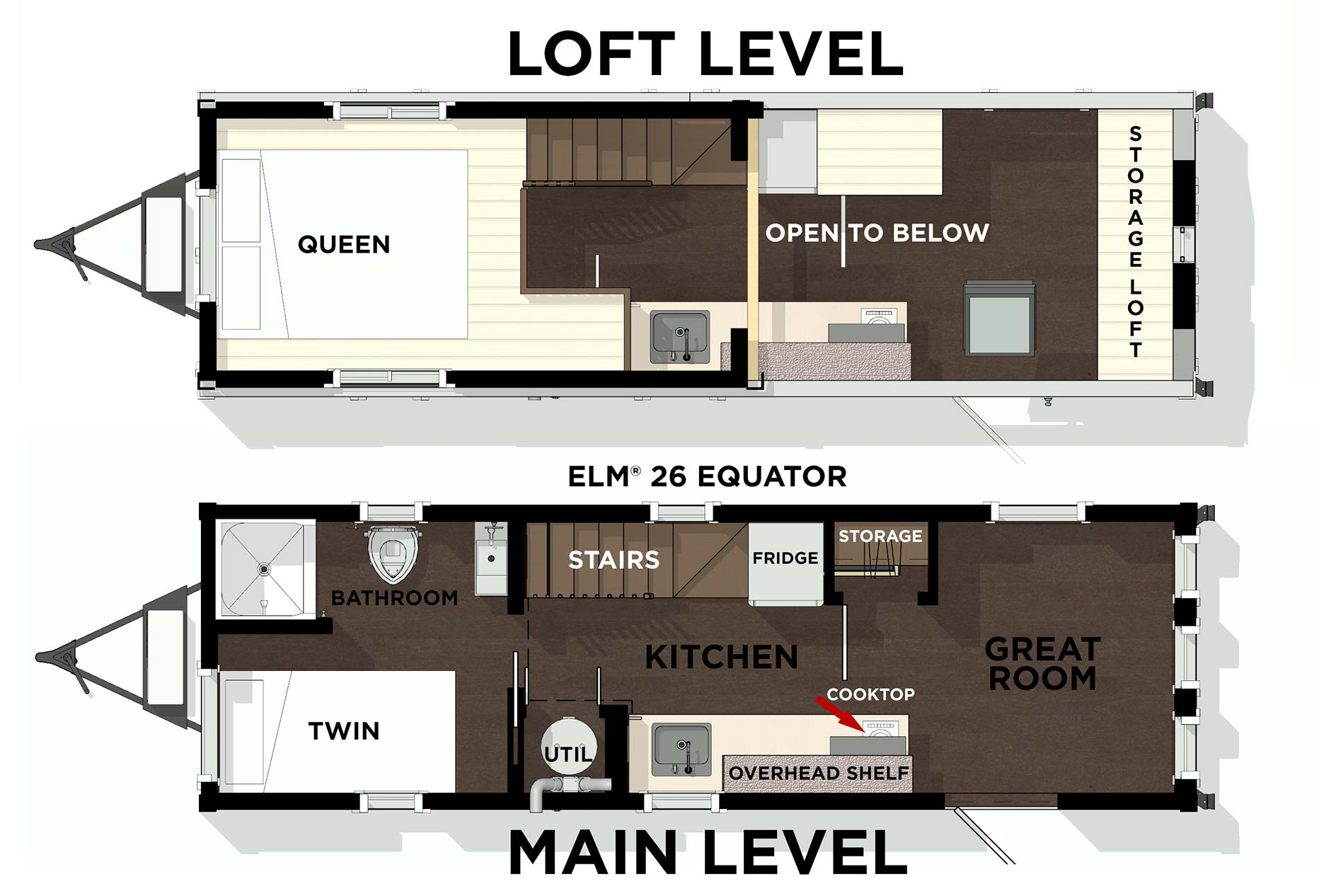 Elm Equator Floor Plan
