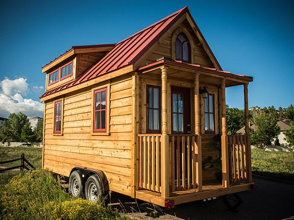 10 Steps For Tiny House RV Parking