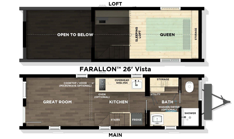 Farallon Vista Floor Plan