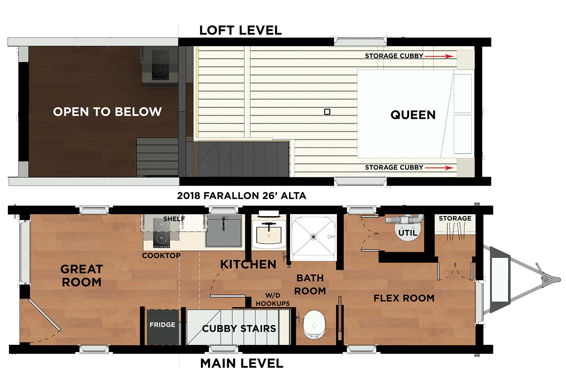 Farallon Alta Floor Plan