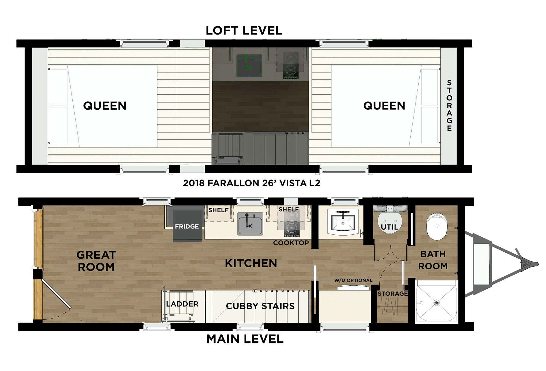 2018 Farallon Vista L2 Floor Plan