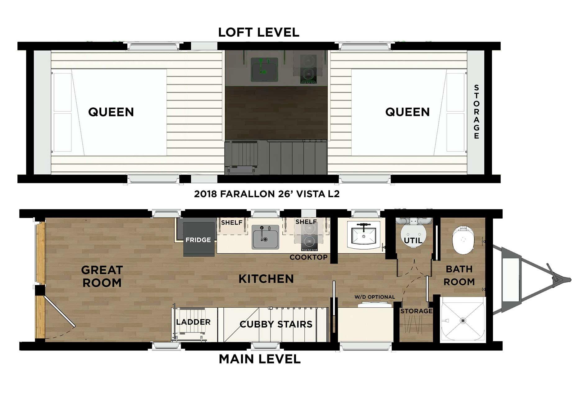 2018 Farallon Vista L2 Floor Plan