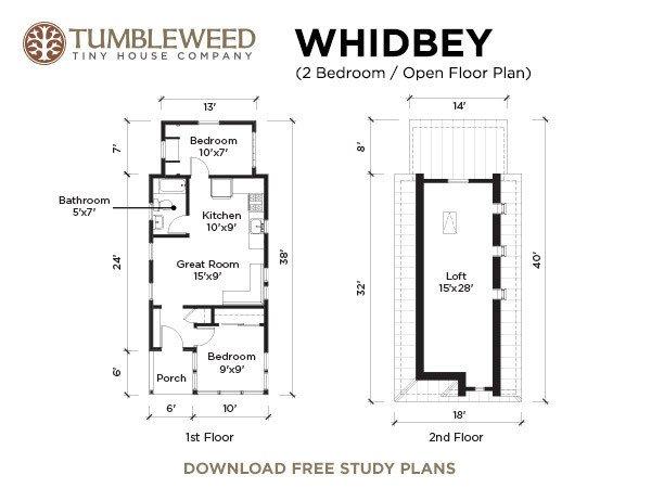 Step Inside a Tumbleweed Cottage - Tumbleweed Houses
