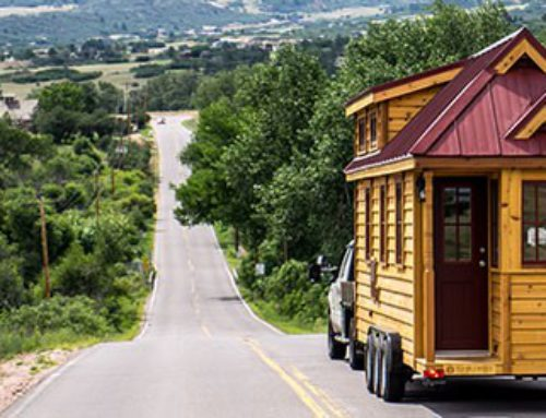 Tumbleweed is the First Green Certified Tiny House RV