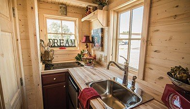 we use knotty pine tg 34 thick by 5 12 tall boards to adorn the interior of our tiny house rvs this paneling is not only gorgeous and lightweight. beautiful ideas. Home Design Ideas