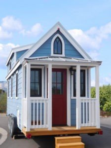 Boo Boo Bear Tiny Home at Jellystone Park