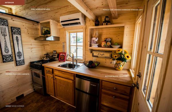 10 Tiny House Tricks To Declutter Your Kitchen Counter