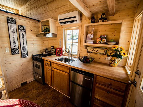 Designing A Tiny Kitchen For Big Meals Tumbleweed Houses