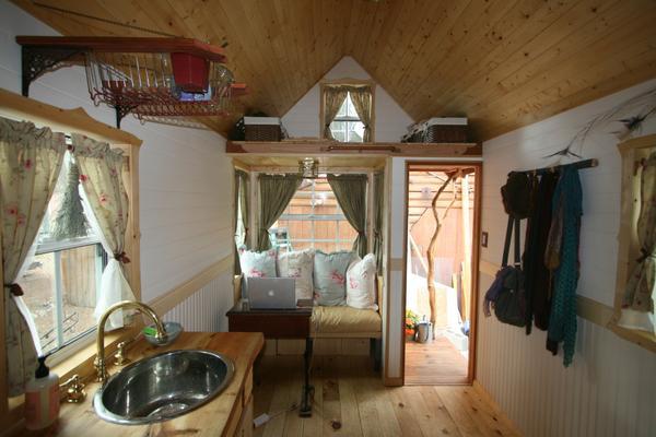 Tiny Interior Showcase - Tumbleweed Houses