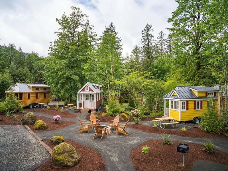 Tumbleweed Tiny House Company Going Tiny Since 1999