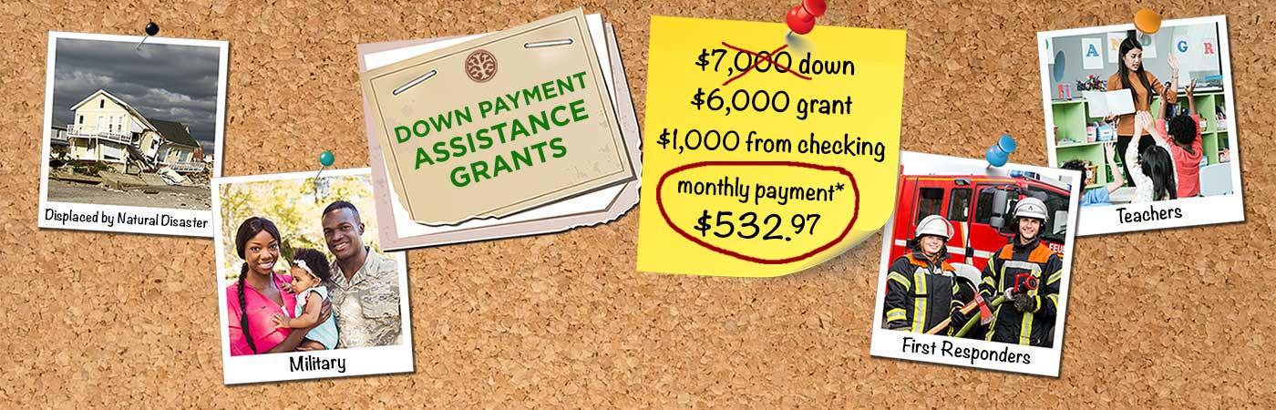 Operation Tiny Home Grants