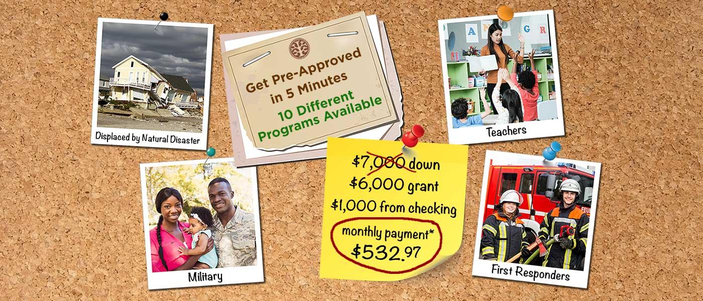 Operation Tiny House Grants